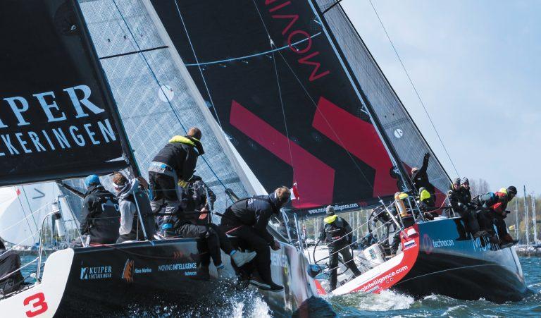 Heiner Talents naar de Volvo Ocean Race