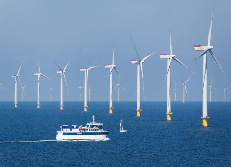 De nieuwe scheepvaartroutes langs de Noordzeekust