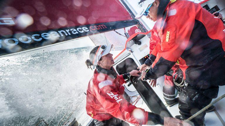 Carolijn Brouwer onder contract bij Dongfeng voor Volvo Ocean Race