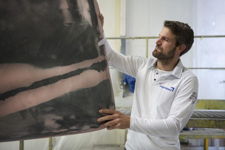 AkzoNobel vaart Volvo Ocean Race met nieuwe boot