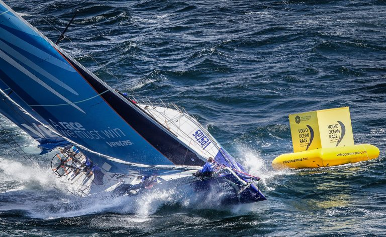 Vestas 11th Hour Racing vierde team in Volvo Ocean Race