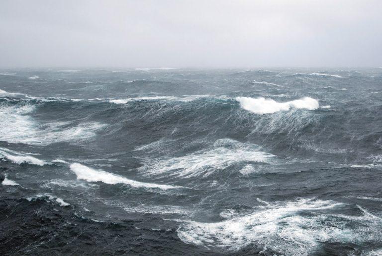 Onderzoek: Meer stormen op de oceanen