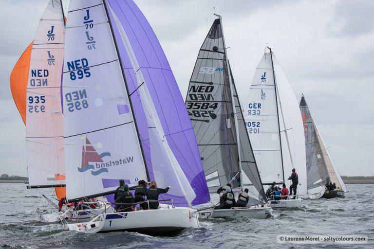 Sterke seizoensstart voor She Sails op Van Uden Reco
