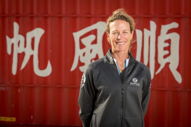 Interview: De Volvo Ocean Race van Carolijn Brouwer
