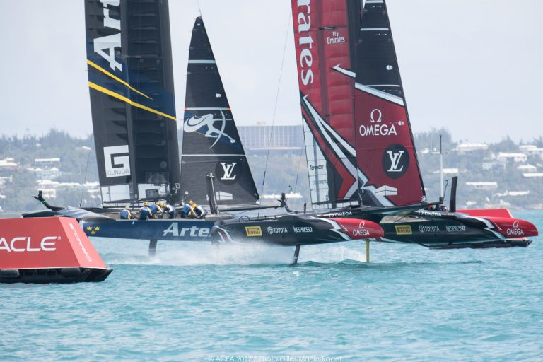America's Cup Wrap-Up: 29 mei