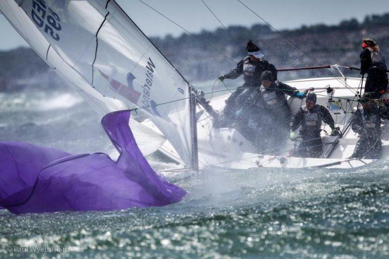 She Sails: Knallen op de Solent