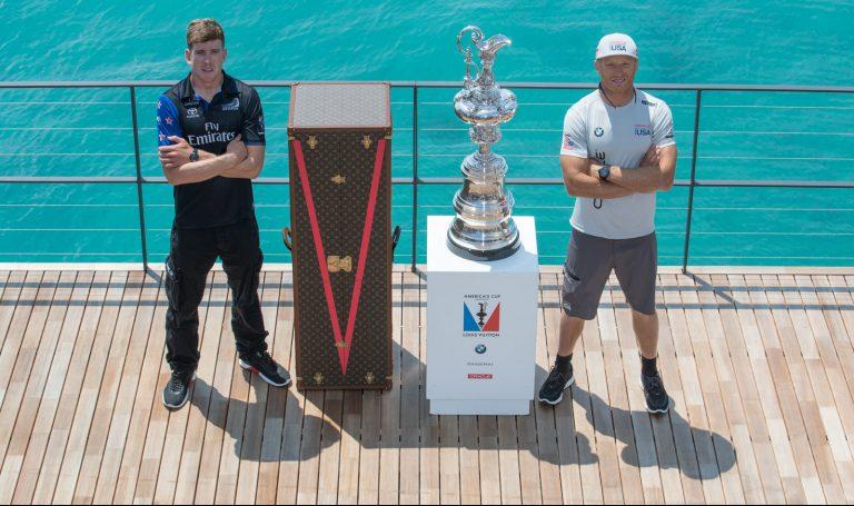 Finales America's Cup: mis ze niet!
