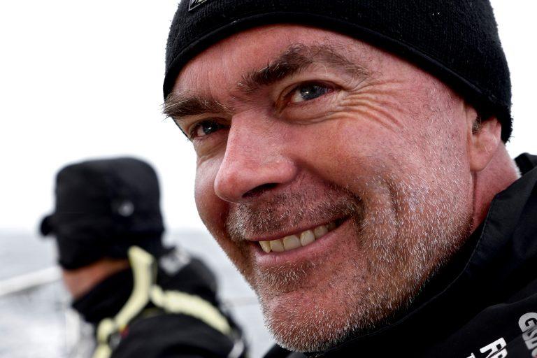 Team Brunel en Bouwe Bekking terug in Volvo Ocean Race