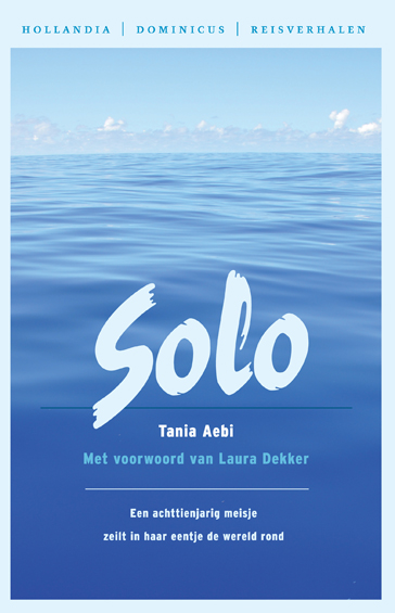 Boek Solo van Tania Aebi & Tjemmes-Lodewijk