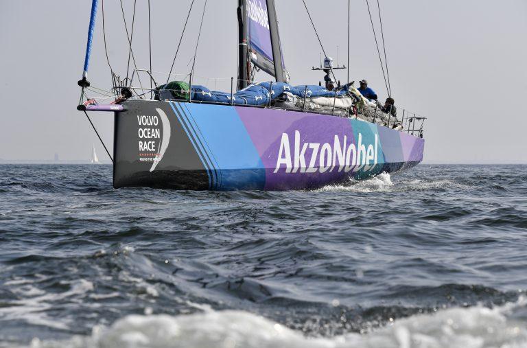 Welkom thuis Team AkzoNobel!