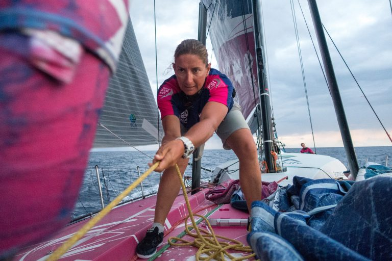 Zesde team in Volvo Ocean Race