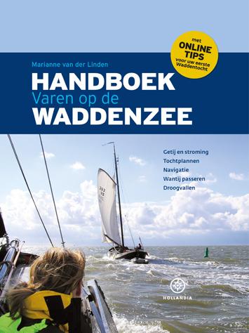 Handboek varen op de Waddenzee – Marianne van der Linden