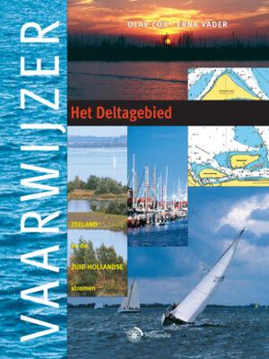 Vaarwijzer Het Deltagebied – Olav Cox/Erna Vader