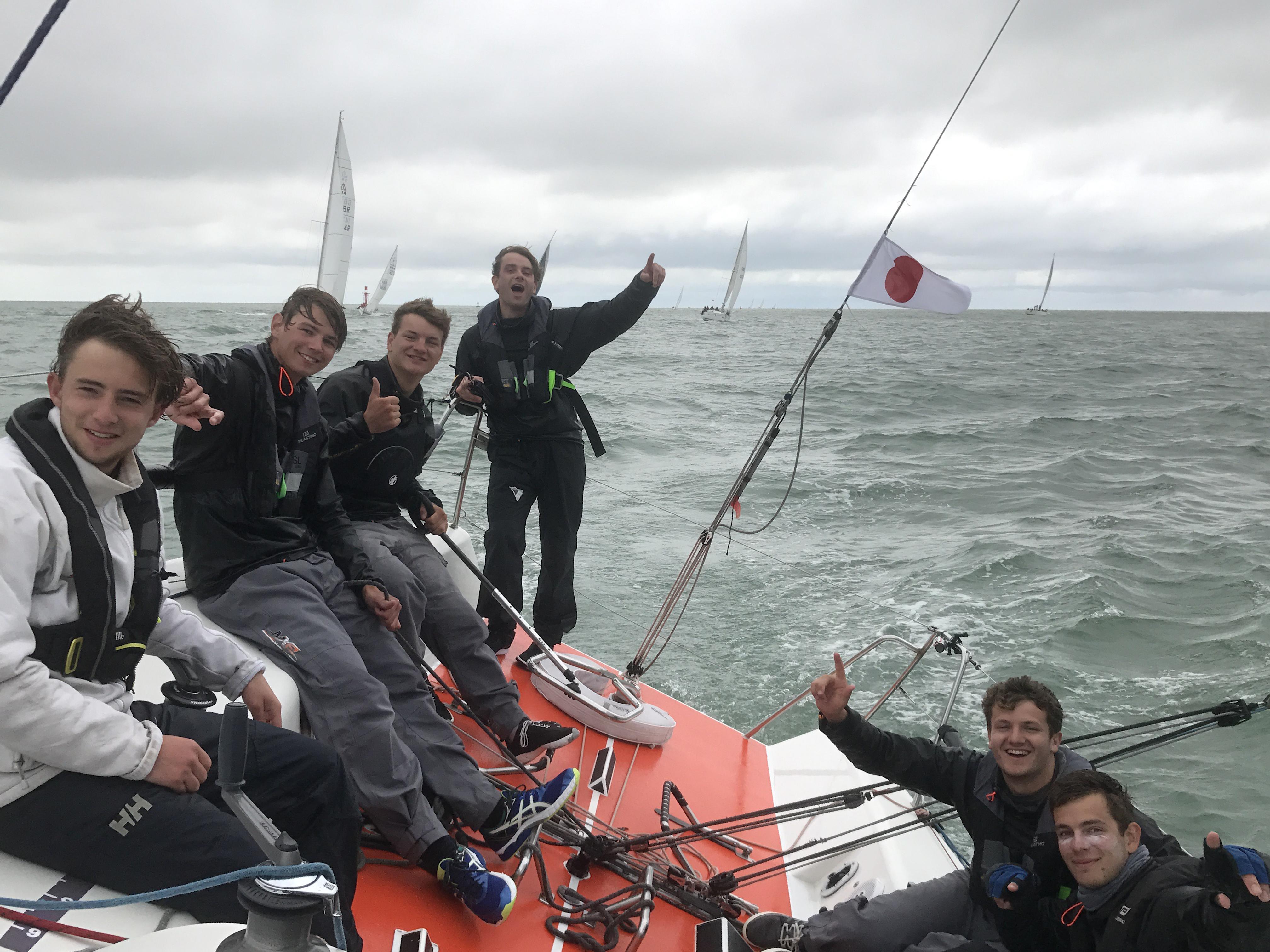 Team Delft Challenge: Succes in Ramsgate