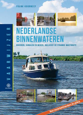 Vaarwijzer Nederlandse binnenwateren – Frank Koorneef