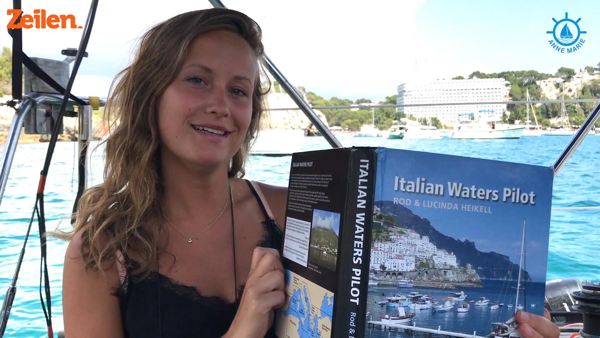 SY Anne Marie (S2A6): Amalfi kust & Capri