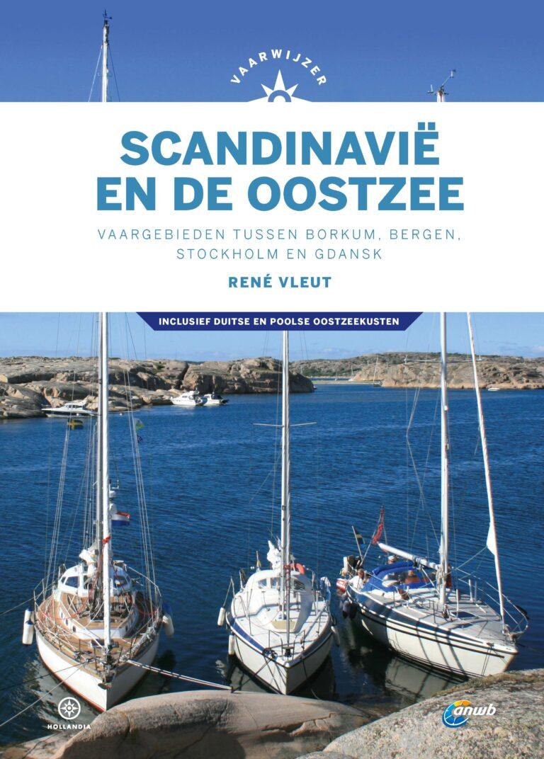 Vaarwijzer Scandinavië en de Oostzee  – René Vleut