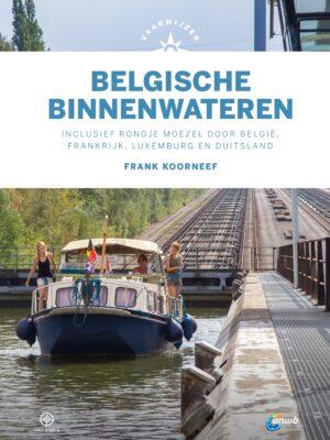 Vaarwijzer Belgische binnenwateren voorplat