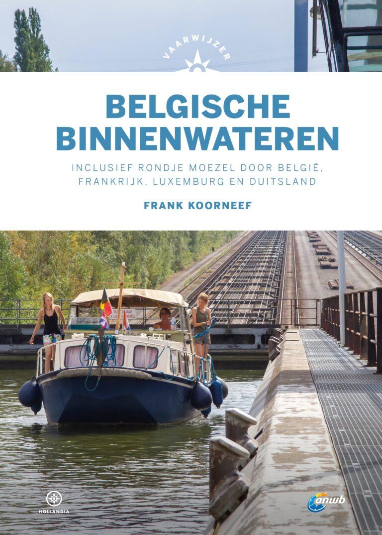 Vaarwijzer Belgische binnenwateren  – Frank Koorneef