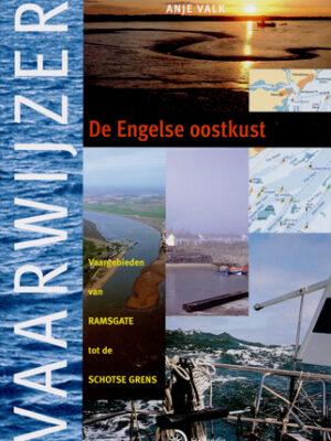 Vaarwijzer De Engelse Oostkust – Anje Valk