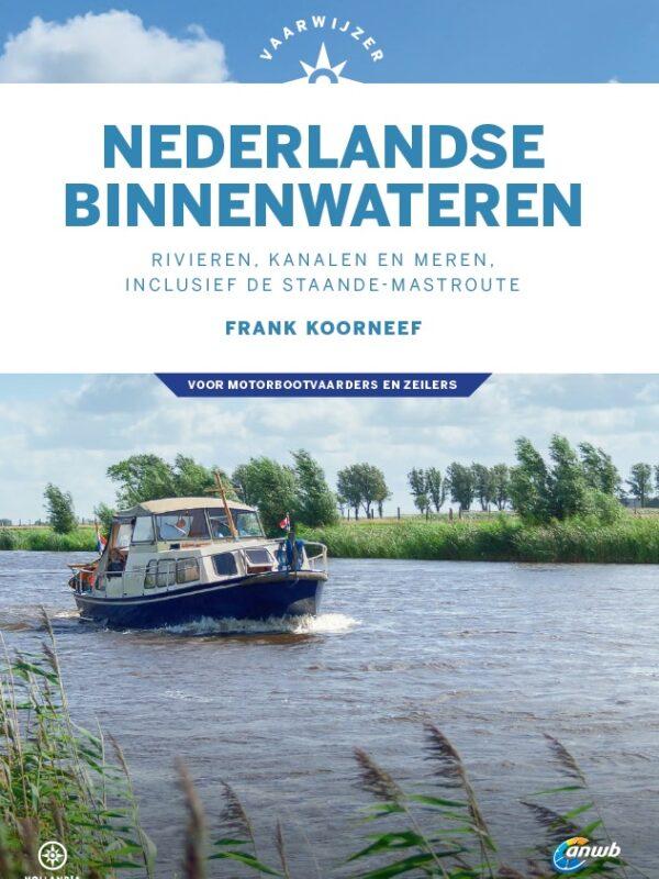 voorplat Vaarwijzer Nederlandse binnenwateren