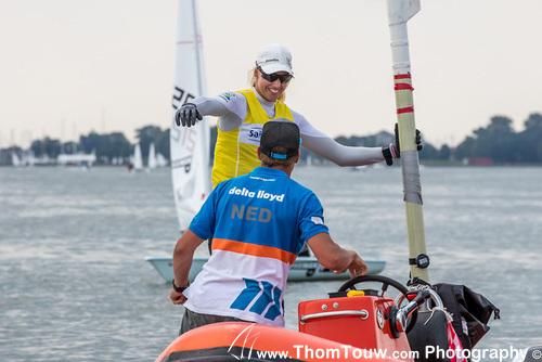 Marit Bouwmeester wint derde wereldtitel