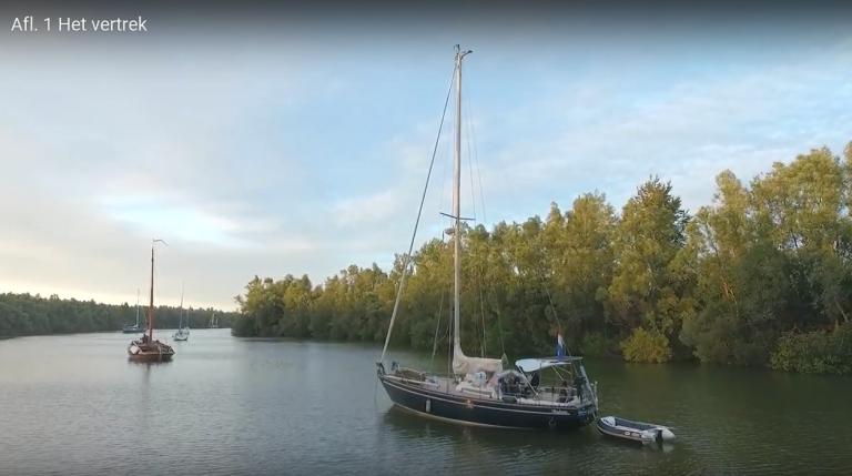 Sailing Shalom – 1. Het Vertrek