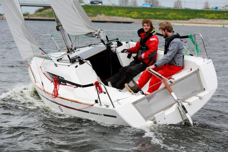 Zeilen boot van het Jaar 2017: Sunbeam 22.1