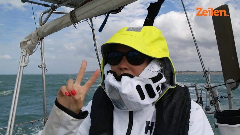 Sailing Shalom – 4. Gave avonturen en de eerste nacht op zee