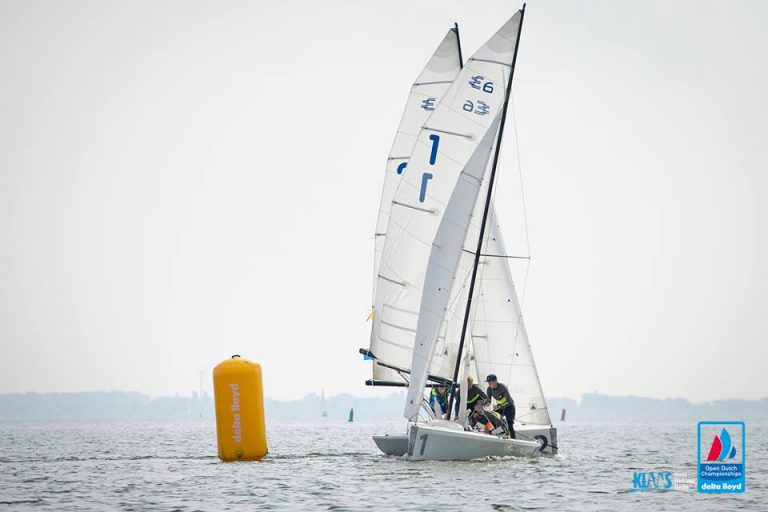 Team Dutch Wave wint open Nederlands Kampioenschap Matchracen