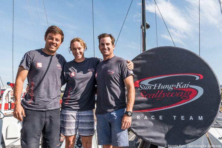 Annemieke Bes vaart toch de Volvo Ocean Race
