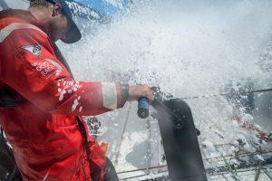 Eerste etappe Volvo Ocean Race gewijzigd