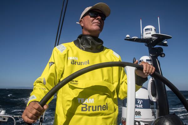 Nu in Zeilen: Bouwe Bekking over zeemanschap