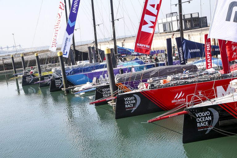 Volvo Ocean Race Proloog van start