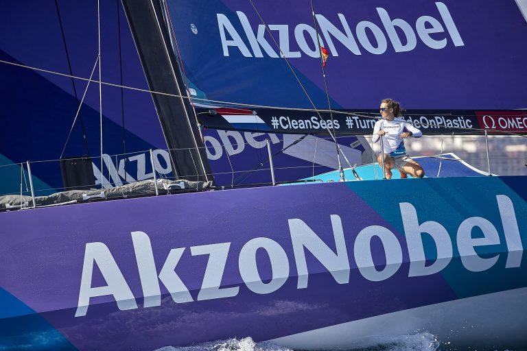 """AkzoNobel: """"We vroegen Simeon te blijven als schipper"""""""