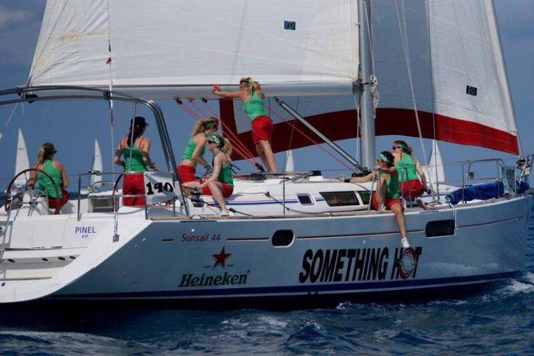 Zeilteam organiseert benefiet voor Sint Maarten
