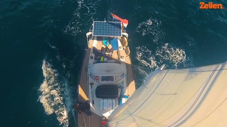 Sailing Shalom – 6. Klaar voor de Golf van Biskaje