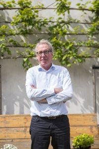 Jan Lievens, co-producent van de film Weg van Jou