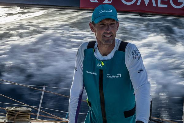 Volvo Ocean Race: Nederlandse zeiler jarig in Kaapstad