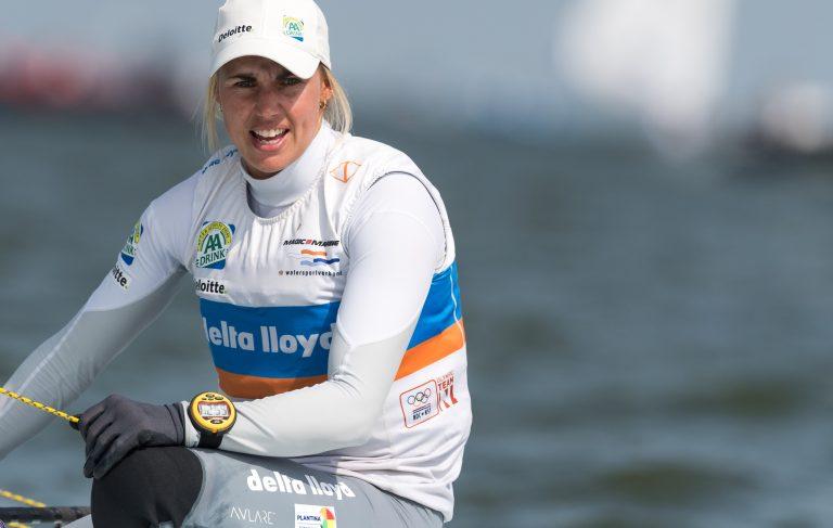 Stem op Marit Bouwmeester voor World Sailor of the Year