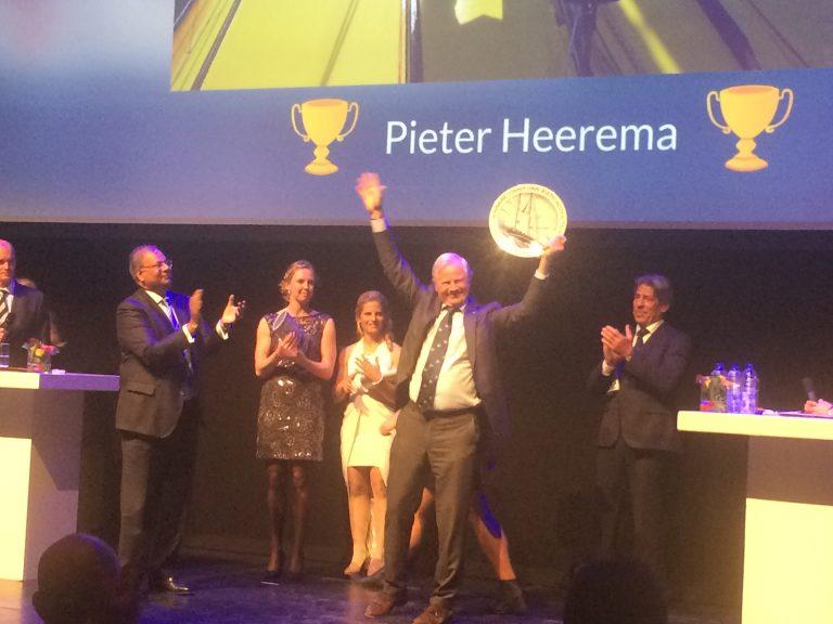 Pieter Heerema wint Conny van Rietschoten Trofee