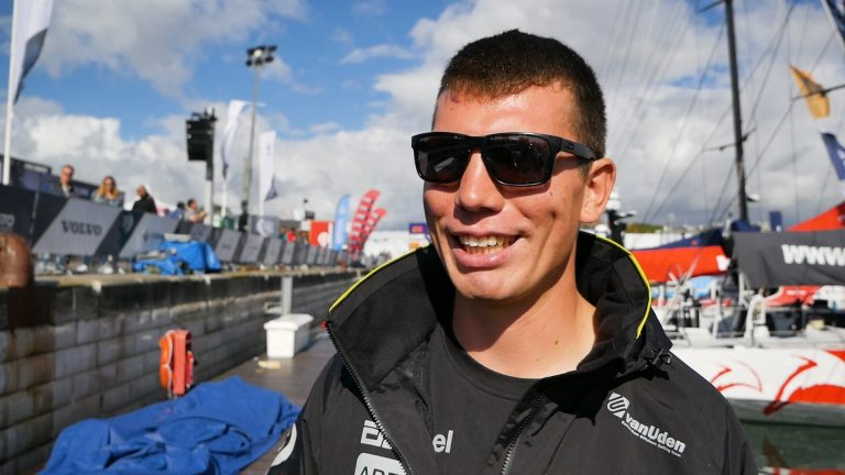 Carlo Huisman over winst in havenrace Lissabon