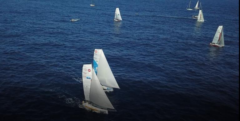 Mini Transat: Acht dagen midden op de oceaan