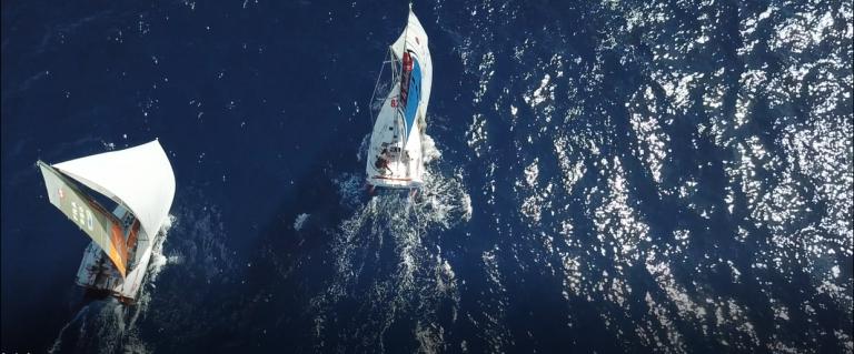 Mini Transat: 18 dagen blauwe oceaan