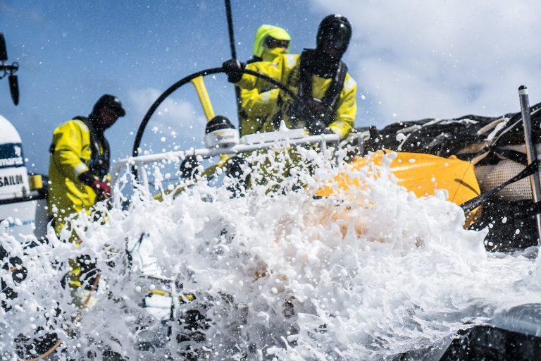 Bouwe Bekking over de Ice Exclusion Zone