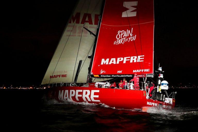VOR: MAPFRE wint gevecht om eerste plaats