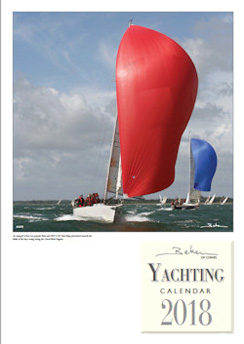 Beken of Cowes Yachting 2018 kalender