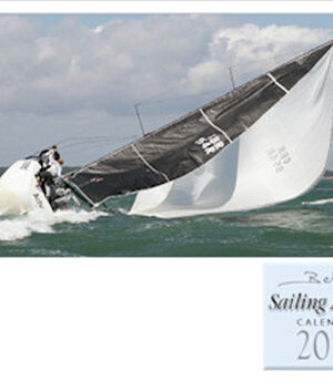 Beken of Cowes Sailing Action 2018 kalender