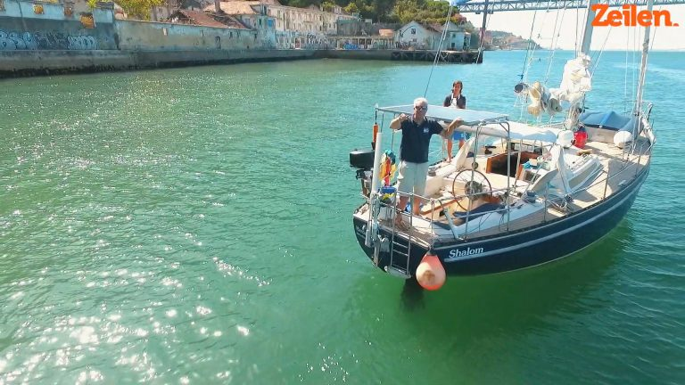 Sailing Shalom – 10. Van de Taag naar de Algarve