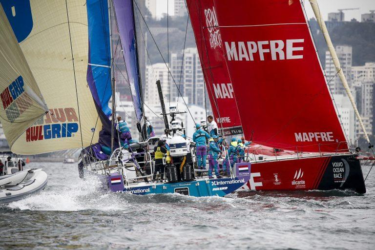 Volvo Ocean Race: Laatste updates